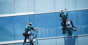 Commercial Window Cleaning Rayleigh Essex